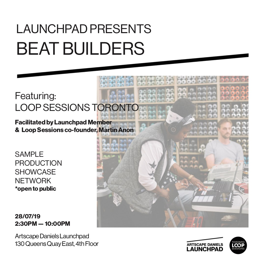 LAUNCHPAD PRESENTS: LOOP SESSIONS TORONTO NETWORKING