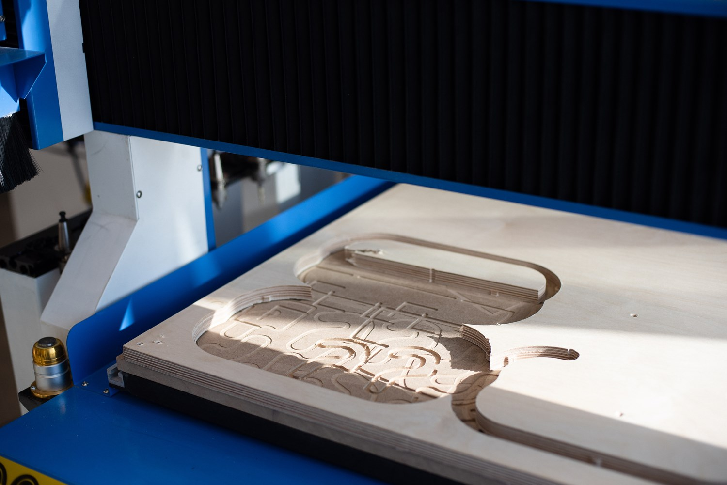 201: CNC Router Programming and Operation @1:30pm
