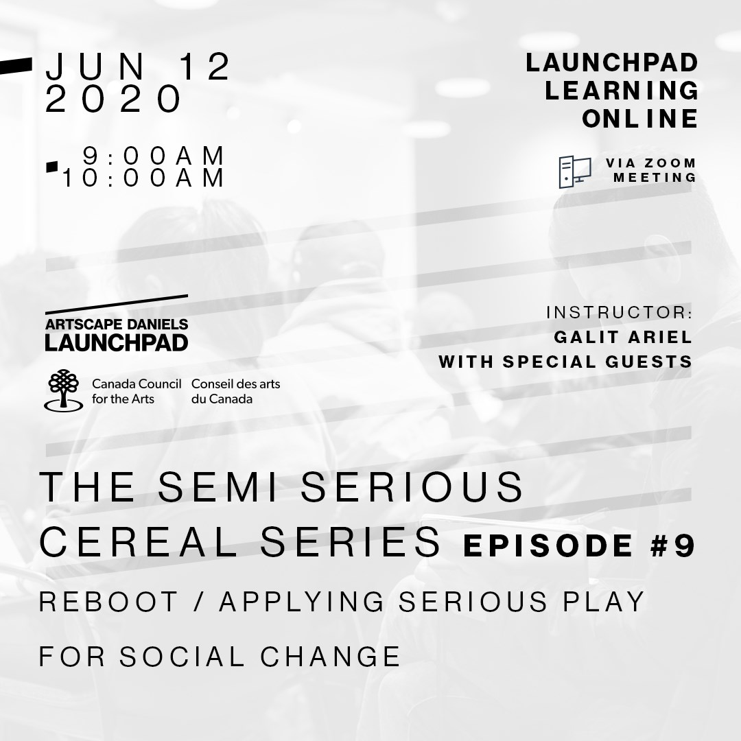 The Semi Serious Cereal Series