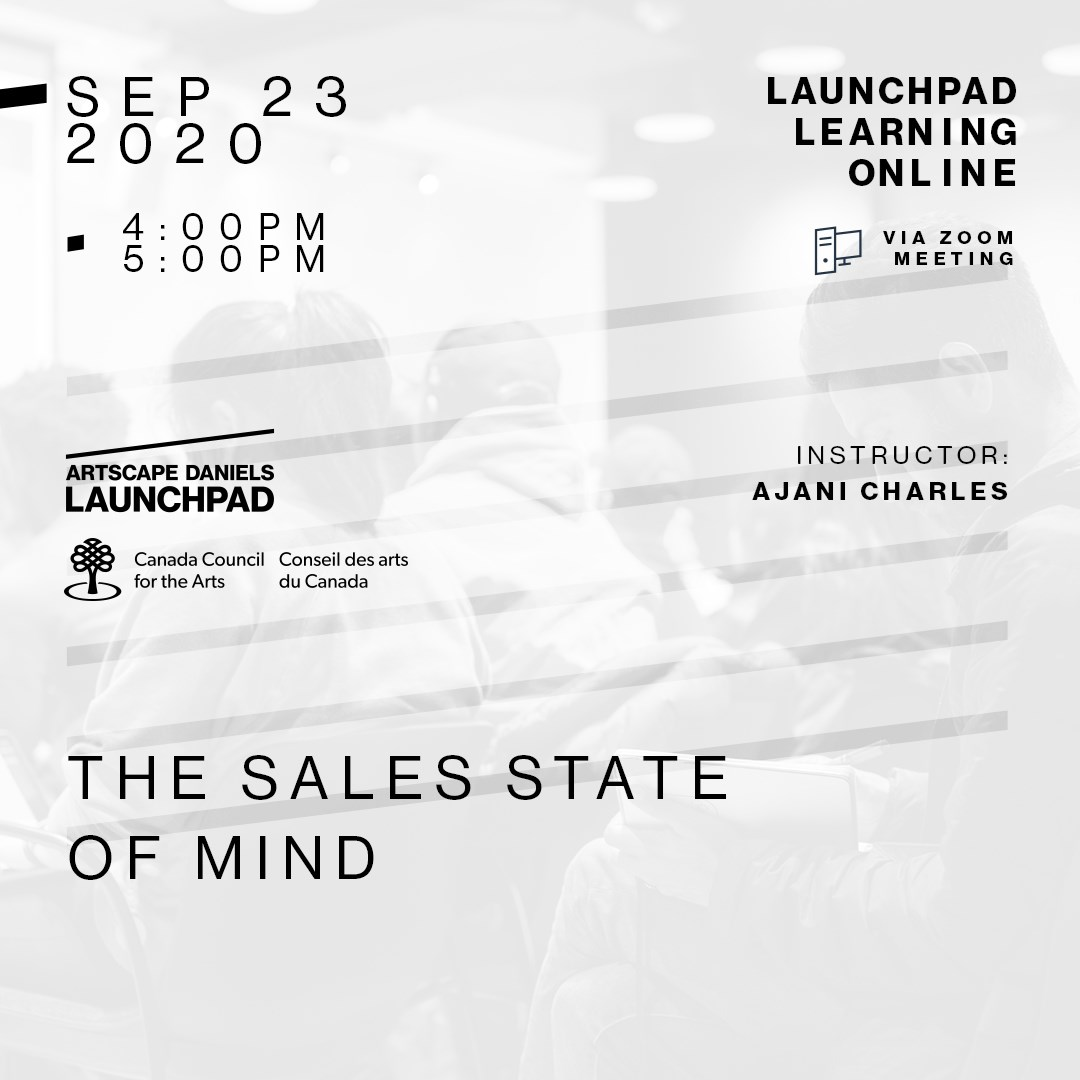 The Sales state of mind