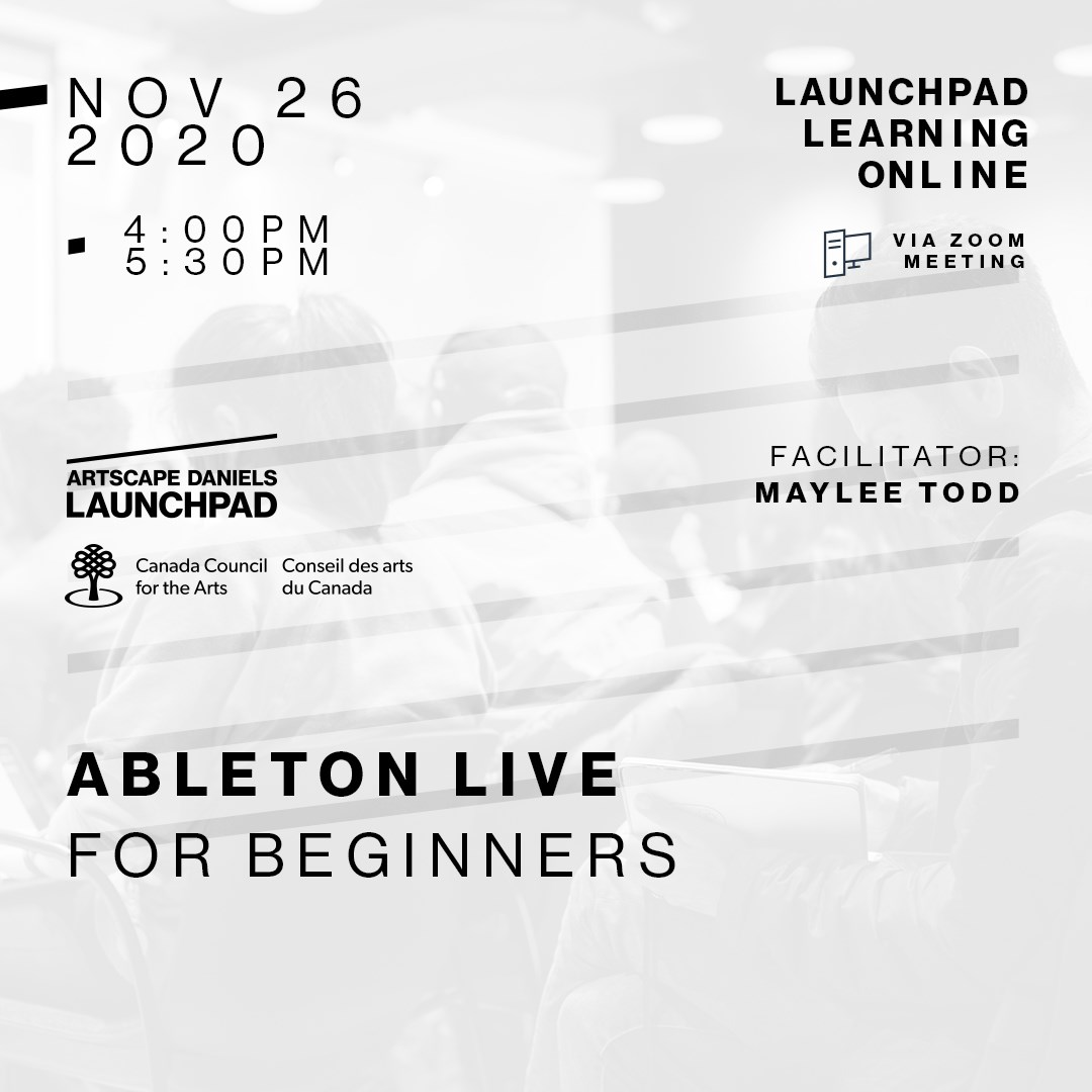 Ableton Live for Beginners