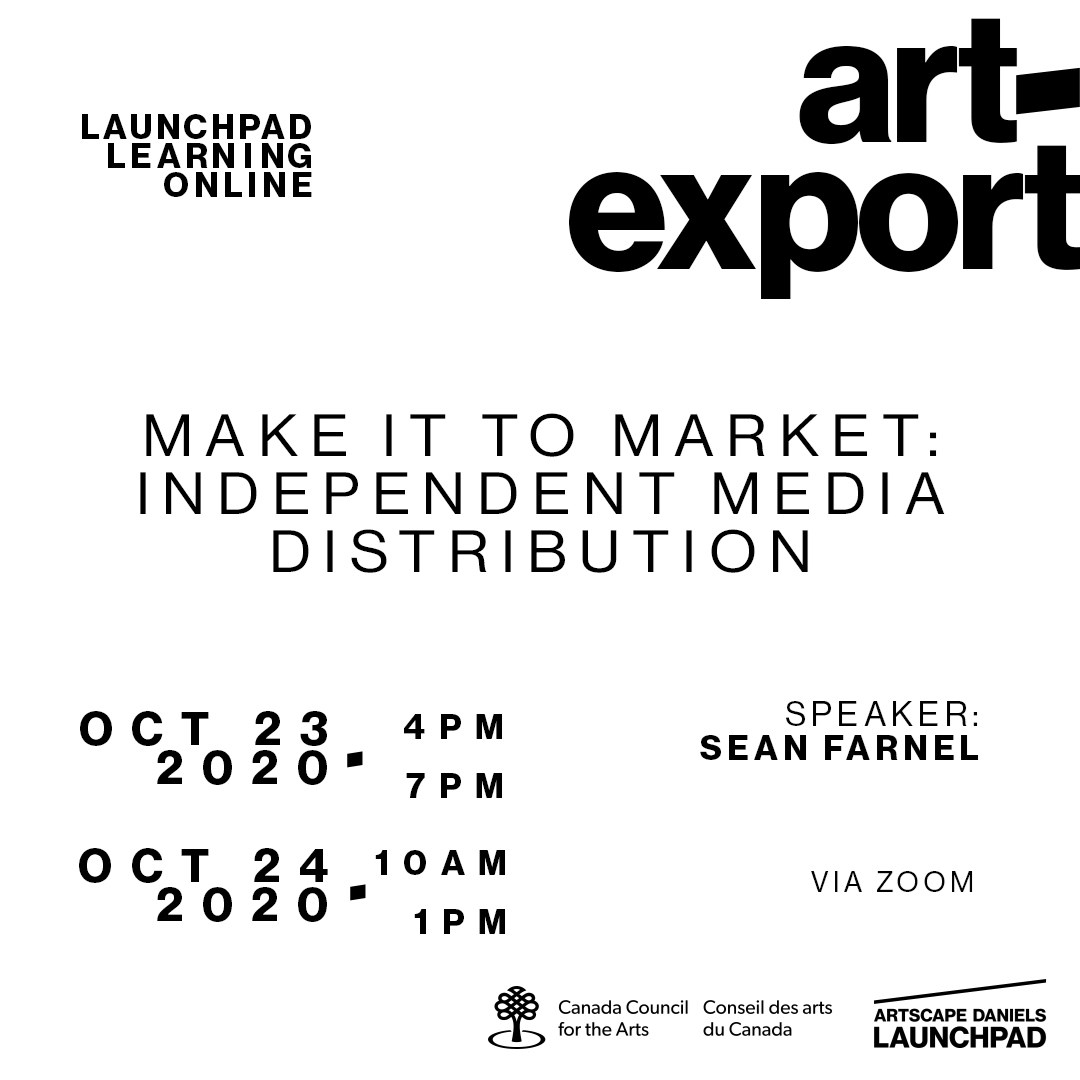 Making It To Market: Independent Media Distribution