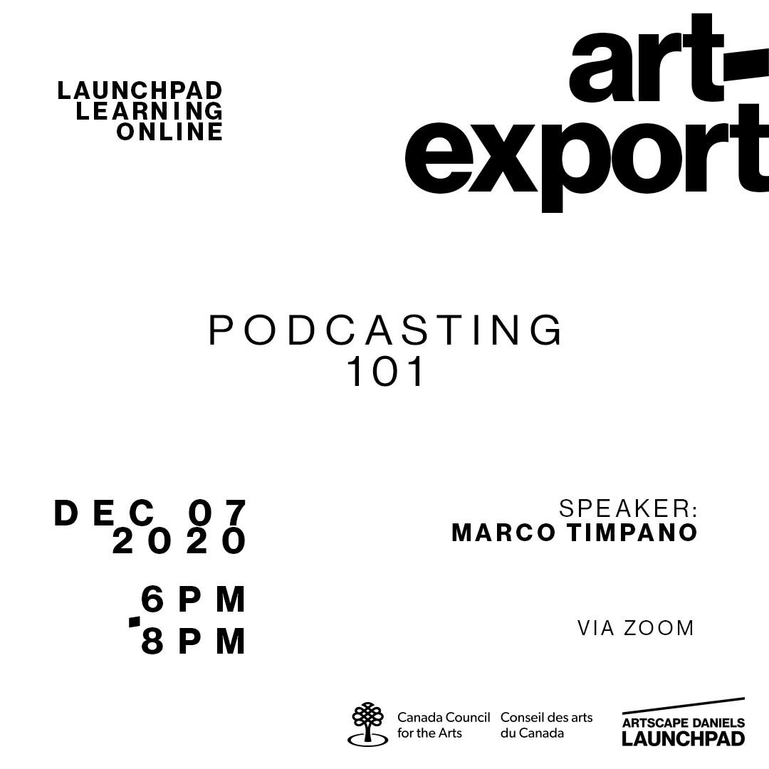 Podcast 101 - DESIGN AND ESSENTIALS