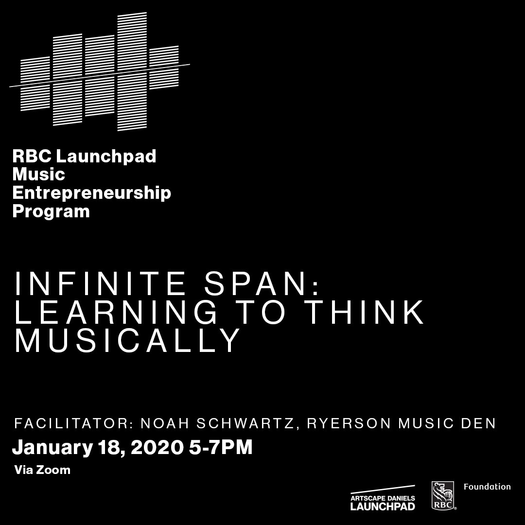 Infinite Span: Learning to Think Musically