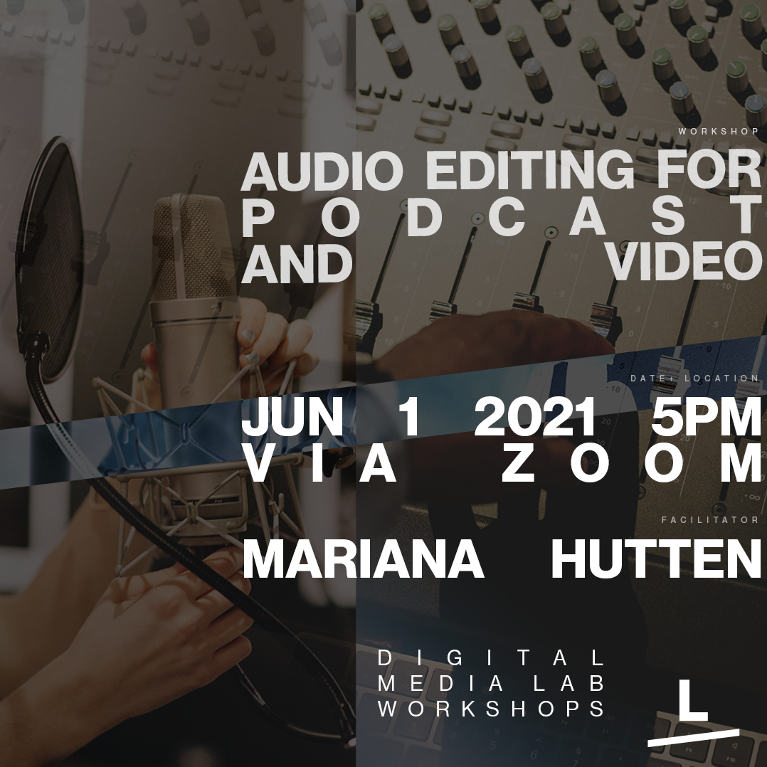 Audio Editing for Podcast and Video