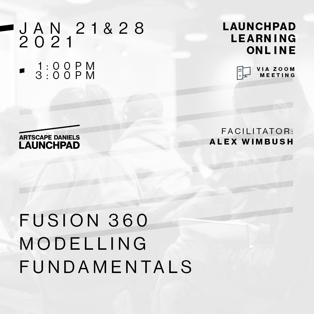 Fusion 360 Modelling Fundamentals - Part 1