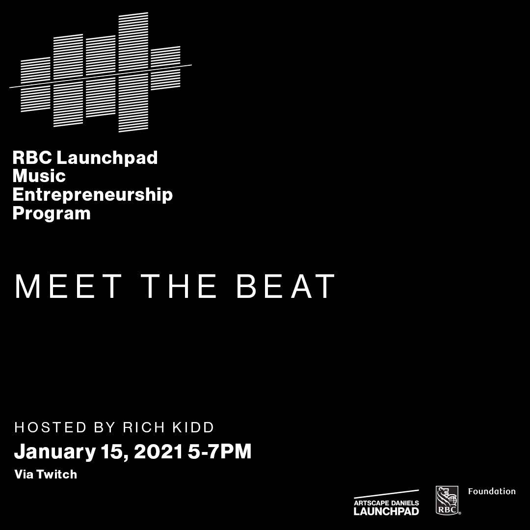MEET THE BEAT: Music Production Talks