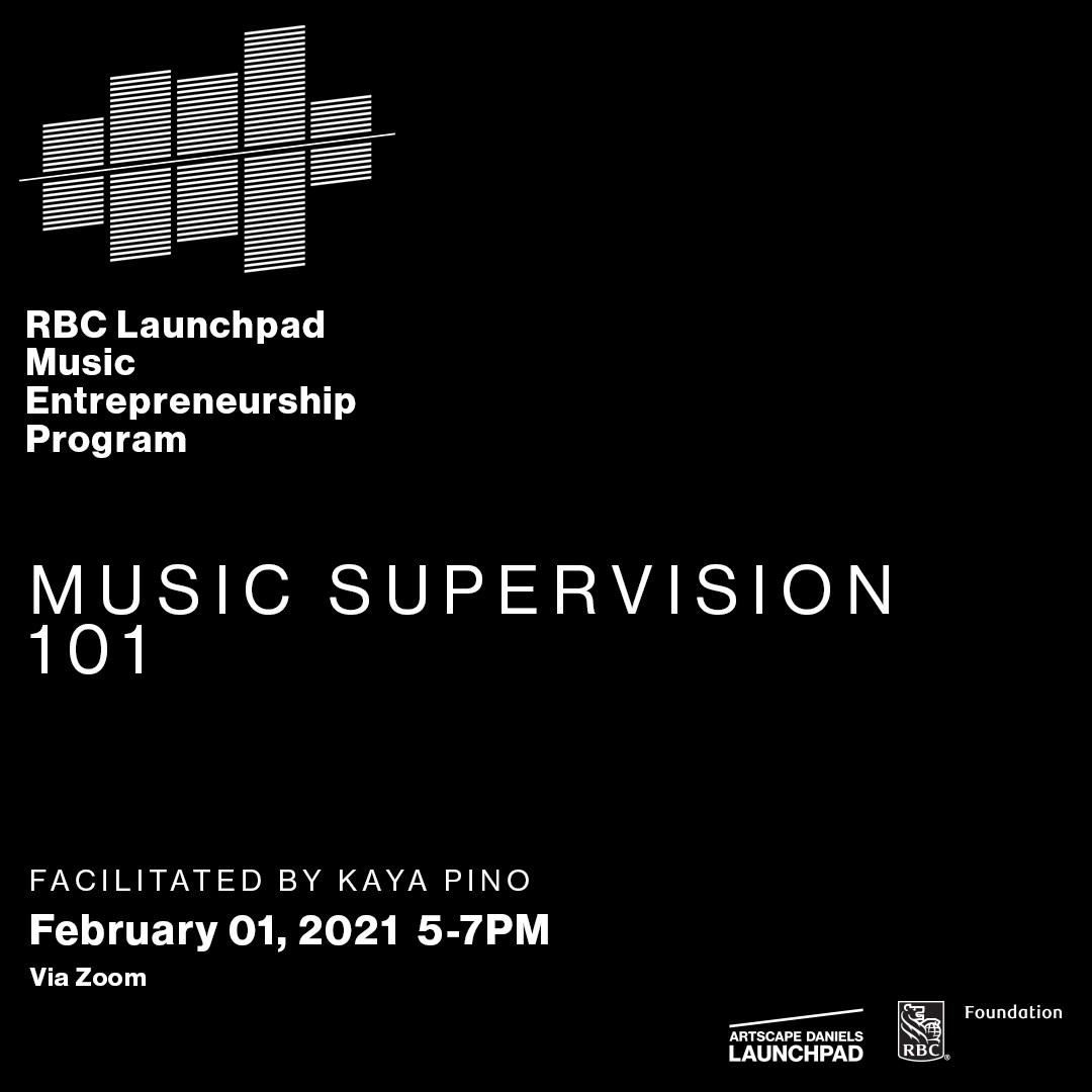 Music Supervision 101