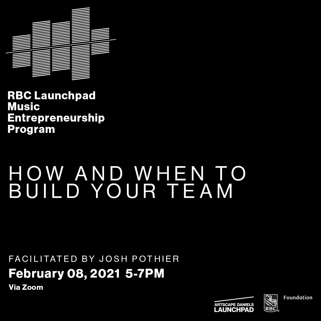 How and When To Build Your Team