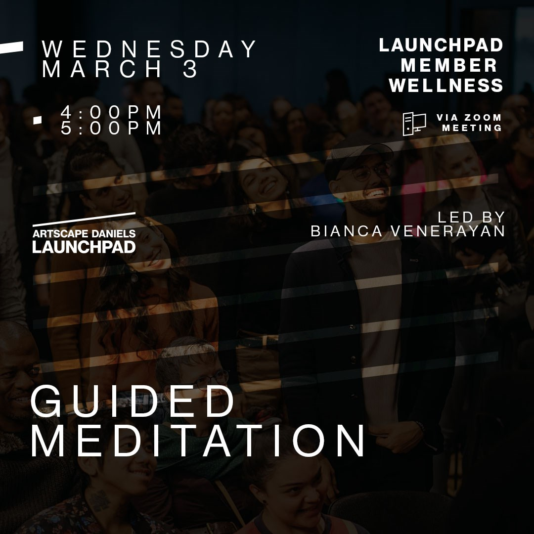 A Guided Meditation with Bianca Venerayan
