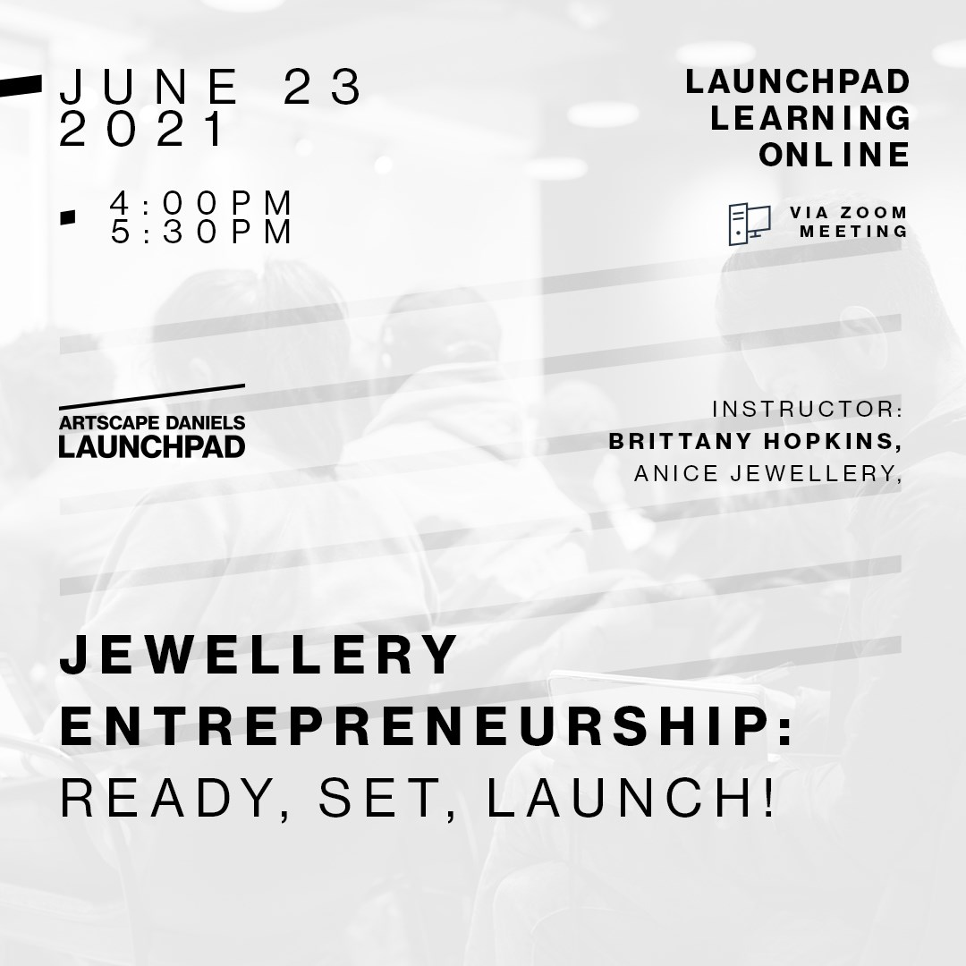 Jewelry Entrepreneurship - 3 - Ready, Set, LAUNCH!