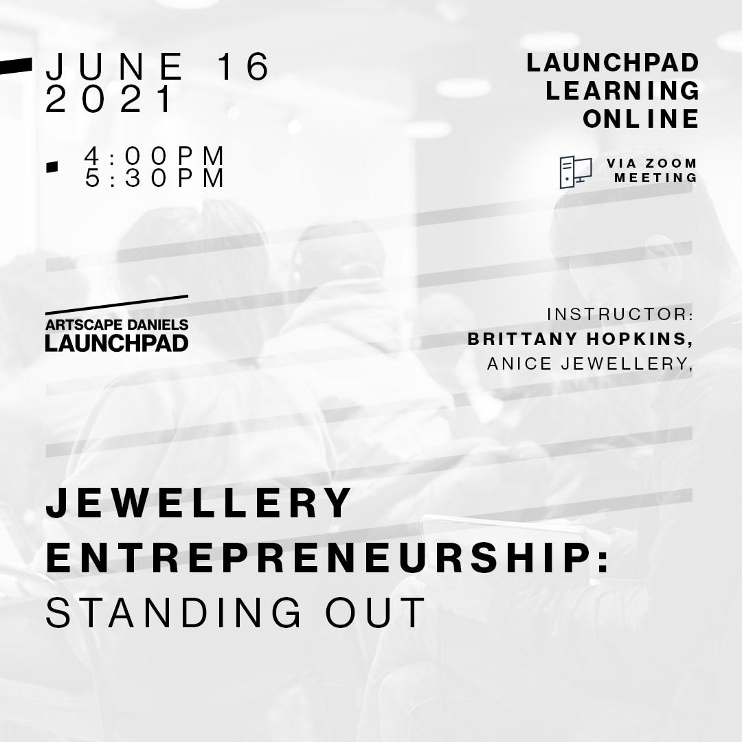 Jewelry Entrepreneurship - 2 - Standing Out