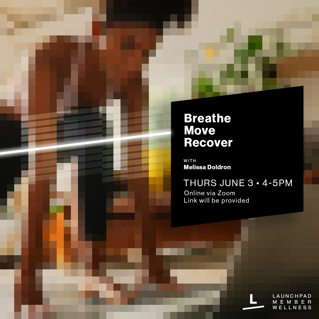 Breathe. Move. Recover