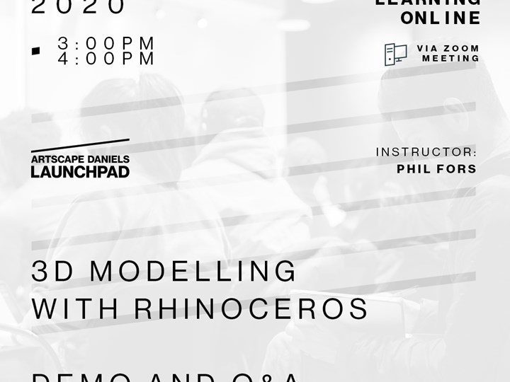 3D MODELLING WITH RHINOCEROS