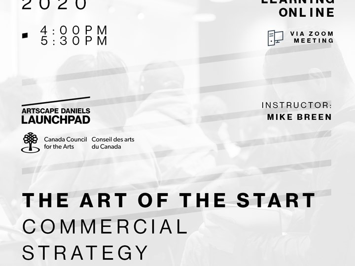 The Art of the Start - 1 - Commercial Strategy