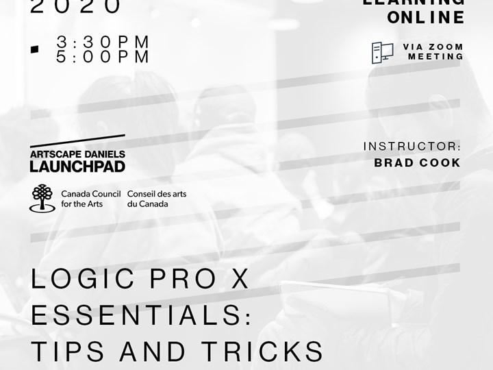 Logic Pro X Essentials: Tips and Tricks