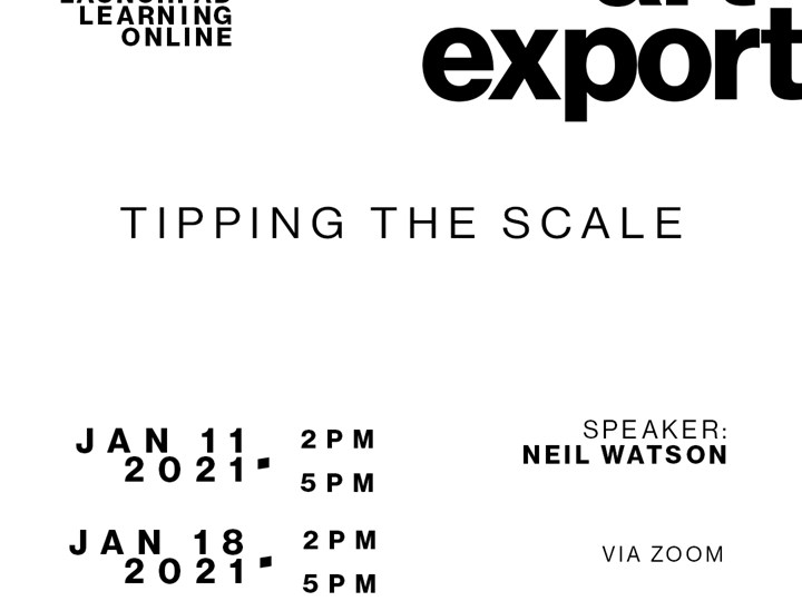 TIPPING THE SCALE - II
