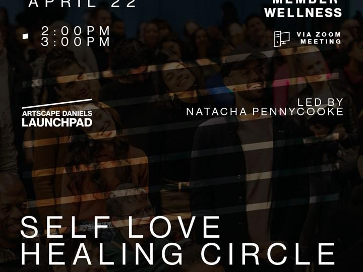 A SELF-LOVE HEALING CIRCLE