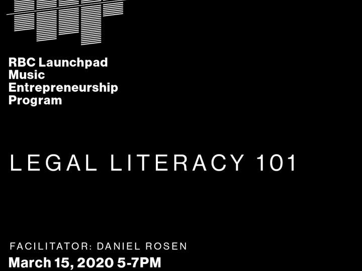 Legal Literacy 101
