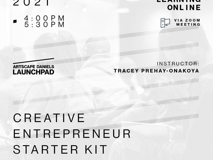 Creative Entrepreneur Starter Kit