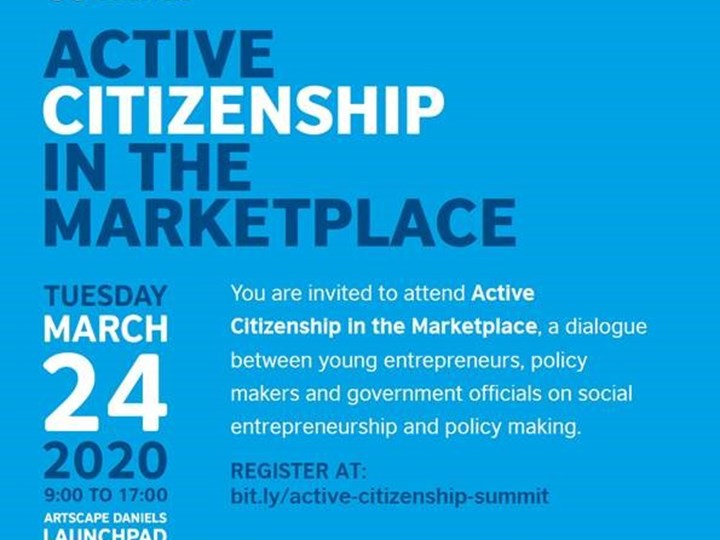 Active Citizenship in the Marketplace