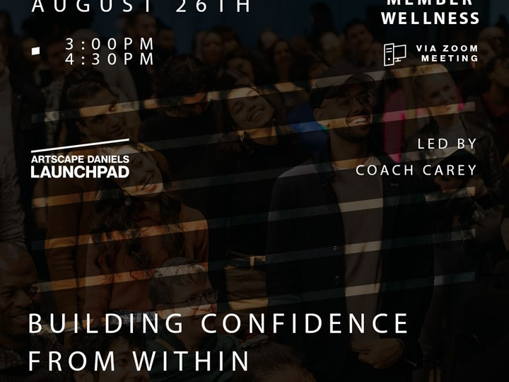 Building Confidence Within