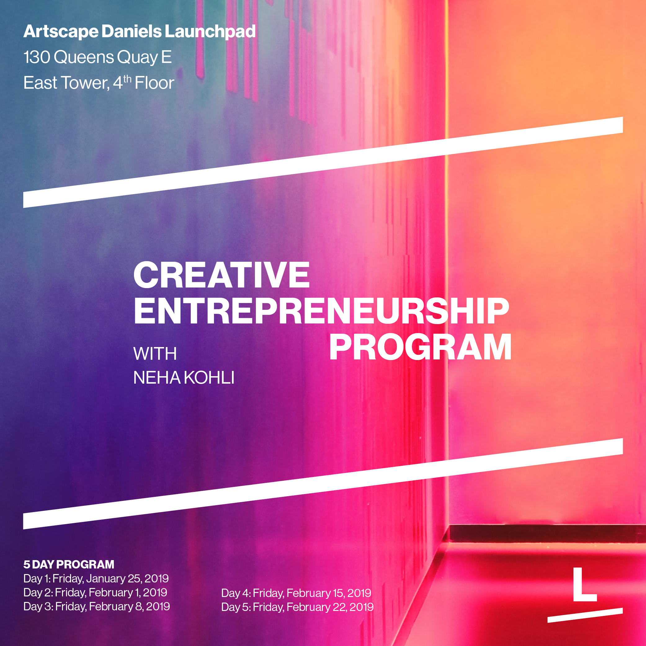Creative Entrepreneurship Program